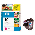 Genuine Hewlett Packard (C4802A) HP 10 Magenta Ink Printhead