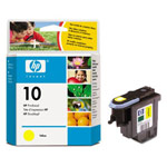 Genuine Hewlett Packard (C4803A) HP 10 Yellow Ink Printhead
