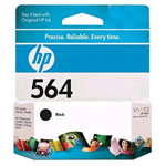 Genuine HP 564 (CB316WN) Black Ink Cartridge