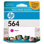 Genuine HP 564 (CB319WN) Magenta Ink Cartridge