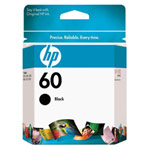 Genuine HP 60 (CC640WN) Black Ink Cartridge
