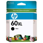 Genuine HP 60XL (CC641WN) High Capacity Black Ink Cartridge