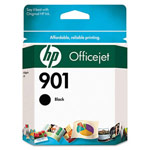 Genuine Hewlett Packard (CC653AN) HP 901 Black Ink Cartridge