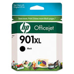 Genuine Hewlett Packard (CC654AN) HP 901XL High Capacity Black Ink Cartridge