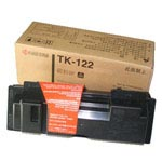 Genuine Kyocera Mita TK122 Black Toner Cartridge