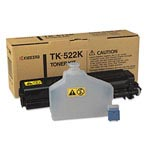 Genuine Kyocera Mita TK522K Black Toner Cartridge