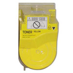 Genuine Konica-Minolta 8937-906 Yellow Toner Cartridge