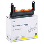 Genuine Okidata 41962801 Yellow Toner Imaging Drum Unit