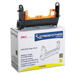 Genuine Okidata 41304105 Yellow Toner Imaging Drum Unit