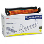 Genuine Okidata 41514707 Cyan Toner Imaging Drum Unit
