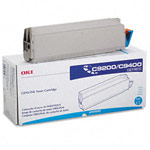 Genuine Okidata 41515207 Cyan Toner Cartridge