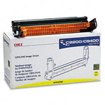 Genuine Okidata 41514705 Yellow Toner Imaging Drum Unit