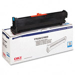 Genuine Okidata 42918103 Cyan Toner Imaging Drum Unit