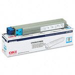 Genuine Okidata 42918903 Cyan Toner Cartridge
