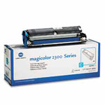 Genuine Konica-Minolta 1710517-004 Standard Yield Cyan Toner Cartridge