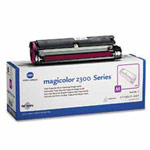 Genuine Konica-Minolta 1710517-007 High Yield Magenta Toner Cartridge