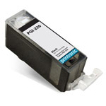 Compatible Canon PGI-220 (2945B001) High Capacity Black Ink Cartridge w/ Chip
