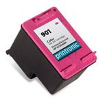 Compatible HP 901 (CC656AN) Color Ink Cartridge