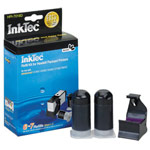 InkTec Refill Kit for HP 564 (CB316WN) and HP 564XL (CB321WN)  Black Pigment Inkjet Cartridge