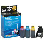 InkTec Refill Kit for HP 60/60XL and HP 901 Color Ink Cartridges