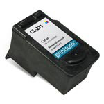 Compatible Canon CL-211 (2976B001) Color Ink Cartridge