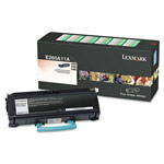 Genuine Lexmark E260A41G Black Government Return Program Toner Cartridge (TAA Compliant Version of E260A11A)
