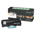 Genuine Lexmark E360H41G High Yield Black Government Return Program Toner Cartridge (TAA Compliant Version of E360H11A)