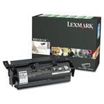 Genuine Lexmark X651A41G Black Government Return Program Print Toner Cartridge (TAA Compliant Version of X651A11A)