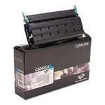Genuine Lexmark C5346CX Extra High Yield Cyan Government Return Program Toner Cartridge (TAA Compliant version of C5342CX)