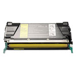 Genuine Lexmark C5346YX Extra High Yield Yellow Government Return Program Toner Cartridge (TAA Compliant version of C5342YX)
