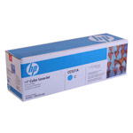 Genuine HP 304A (CC531AG) Cyan  Government ColorSphere Print Toner Cartridge (TAA Compliant version of CC531A)