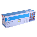 Genuine HP 304A (CC532AG) Yellow Government ColorSphere Print Toner Cartridge (TAA Compliant version of CC532A)
