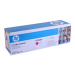 Genuine HP 304A (CC533AG) Magenta Government ColorSphere Print Toner Cartridge (TAA Compliant version of CC533A)