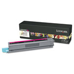 Genuine Lexmark C925H2MG High Yield Magenta Toner Cartridge