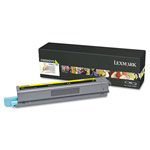 Genuine Lexmark C925H2YG High Yield Yellow Toner Cartridge