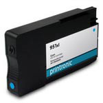 Remanufactured  HP 951XL (CN046AN) Cyan Ink Cartridge