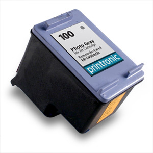 Compatible HP 100 (C9368AN) Photo Gray Ink Cartridge