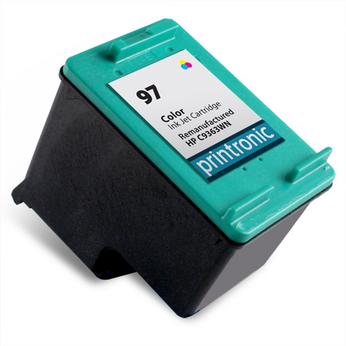 compatible hp 97  c9363wn  color ink cartridge