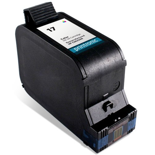 Compatible HP 17 (C6625AN) Color Ink Cartridge