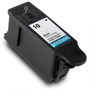 screenshot of Compatible Kodak 10 Black Ink Cartridge