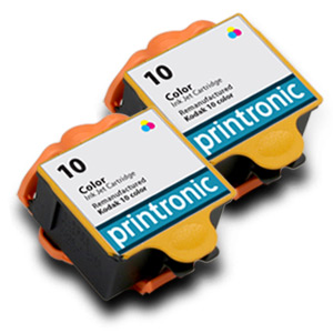 screenshot of 2 Pack Compatible Kodak 10 Color Ink Cartridge