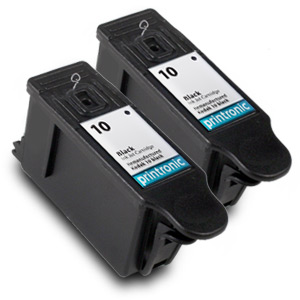 screenshot of 2 Pack Compatible Kodak 10 Black Ink Cartridge