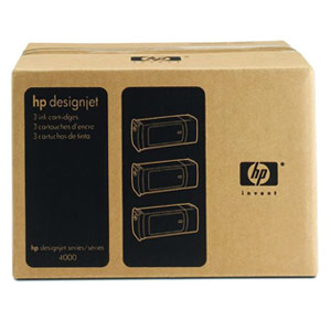 Genuine Hewlett Packard (C5095A) HP 90 High Capacity Black Ink