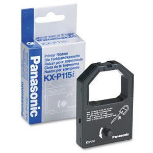 Genuine Panasonic KX-P115 Black Print Ribbon