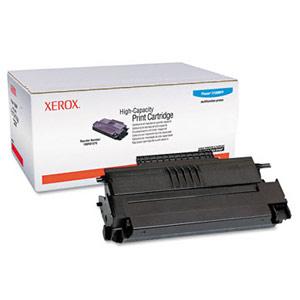 Genuine Xerox 106R01379 High Yield Black Toner Cartridge