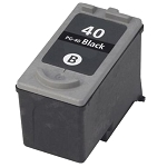 Compatible Canon PG-40 (0615B002) Standard Capacity Black Ink Cartridge