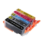 5 Pack of Compatible Canon PGI-280 XXL CLI-281 XXL Ink Cartridges