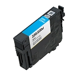 Remanufactured Epson 220XL Cyan Ink Cartridge