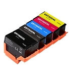 Remanufactured Epson 302 302XL Ink Cartridge - 5 Pack