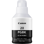 Genuine Canon GI-20 Black Ink Bottle